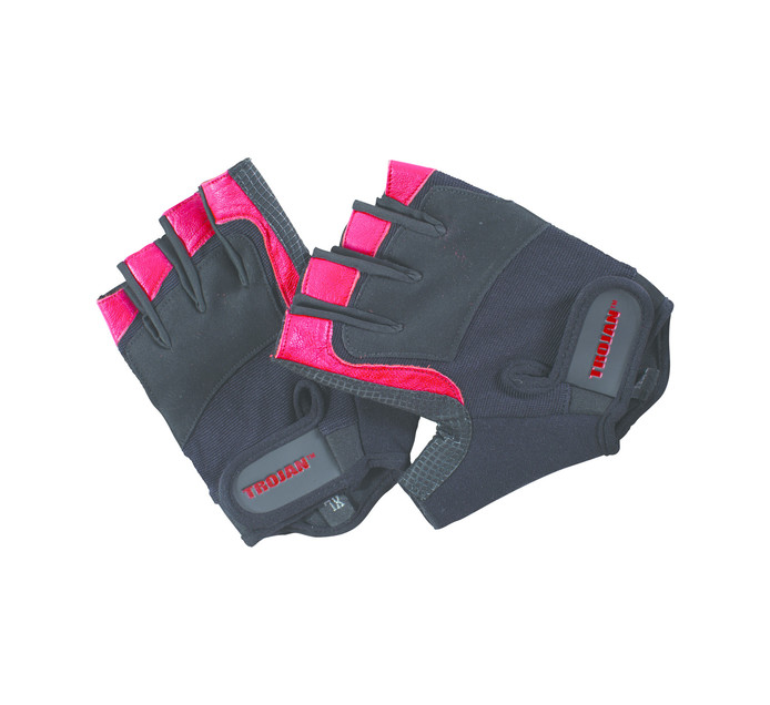 Trojan Large Gel Fitness Glove