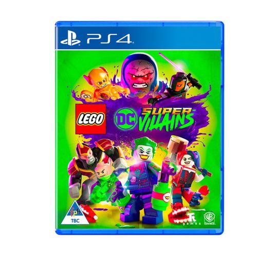 PS4 Lego DC Super Villians - Available 19 Oct 18