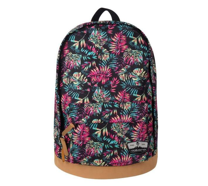 Volkano Suede Series Backpack - Multi Jungle
