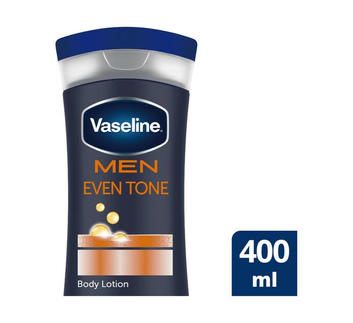 Vaseline Lotion Men Even Tone (1 x 400ml)