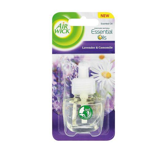 Airwick Electic Refill Lavender+camomile (1X19ml)