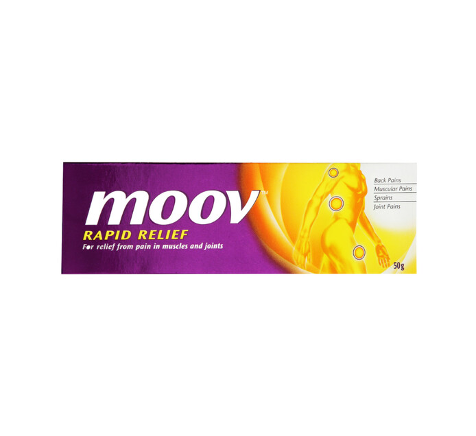 Moov Rapid Relief (1 x 50g)