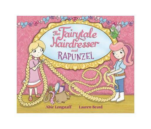 Fairytale Hairdresser Or How Rapunzel Got Her Prince