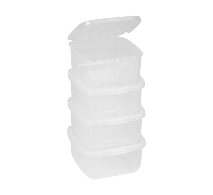 Myeverlid 4 X 250 ml Myeverlid Food Containers