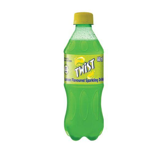 Twist Lemon Bottle (1 x 440ml)