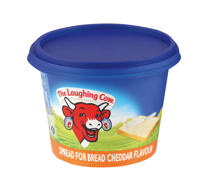 Laughing Cow Cheese Spread Cheddar (1 x 250g)
