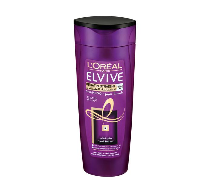 Elvive Hair Shampoo Smooth Straightening (1 x 400ml)