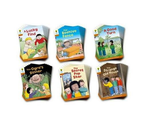 Oxford Reading Tree Biff, Chip and Kipper Stories Decode and Develop: Level 8: Pack of 36