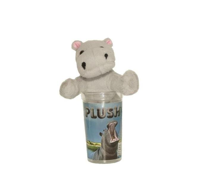 Plush Hippopotamus - PlushTub