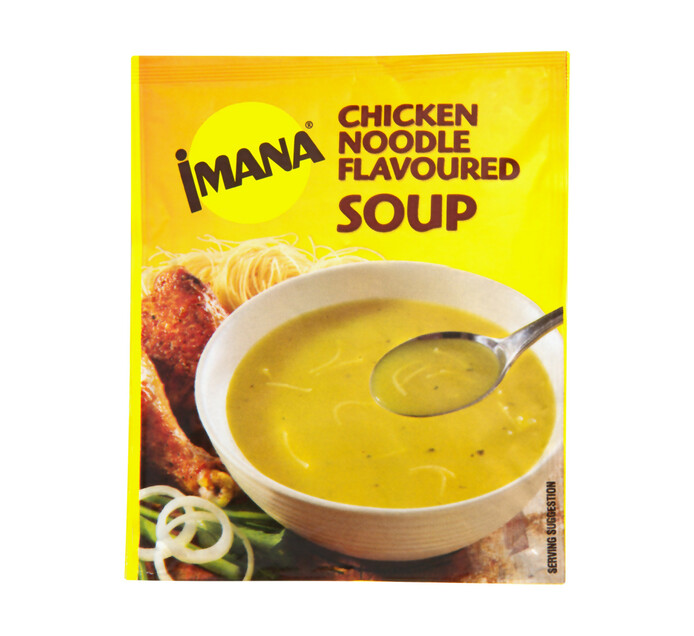 Imana Packet Soup Chicken Noodle (1 x 60g)