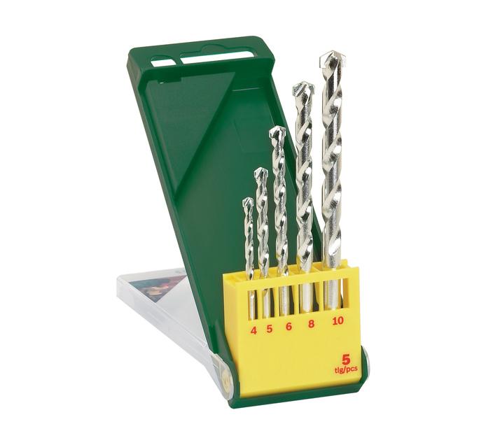 Bosch 5 PC Masonry Drill Bit Set