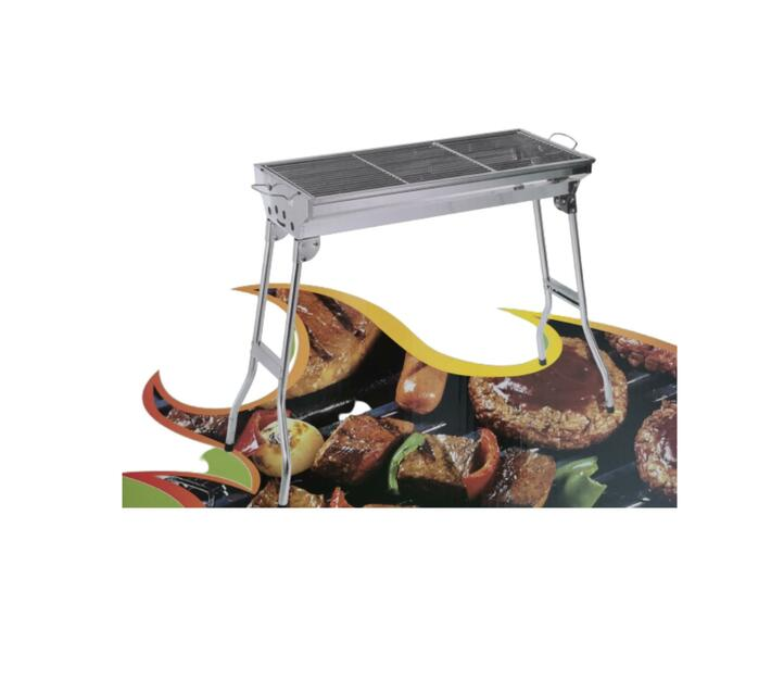 Large BBQ Combined Barbecue Grill