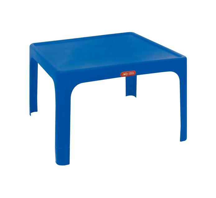 Jolly Large Childrens Table Blue