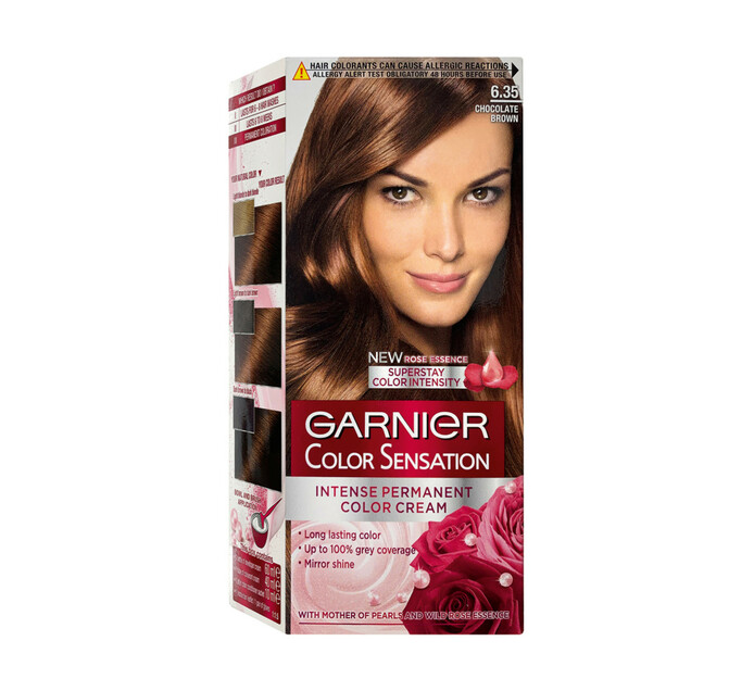 Garnier Colour Sensations 6.35 Chic Orche Brown (1's)