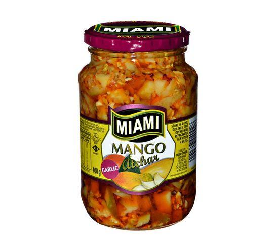 Miami Mango Achar (All variants) (400g)
