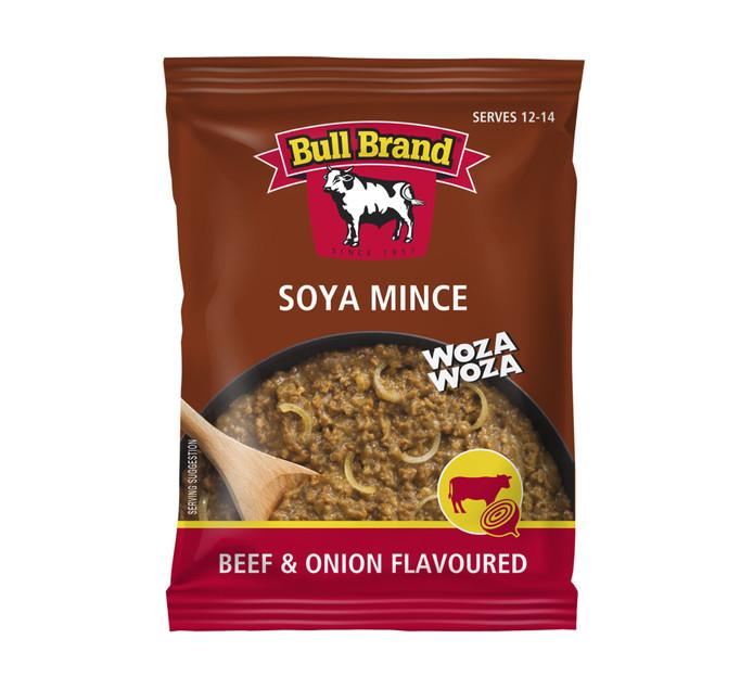 Bull Brand Woza Woza Soya Mince Beef And Onion (1 x 400g)