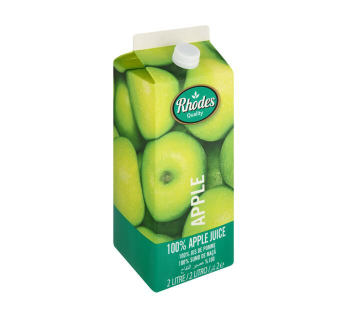Rhodes 100% Fruit Juice Blend Apple (1 x 2l)