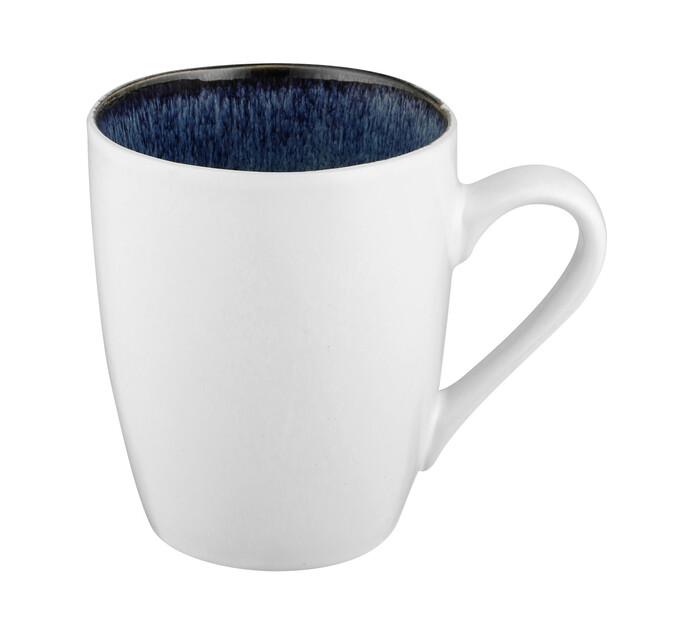 350 ml Fresh Ice Hammered Glaze Mug