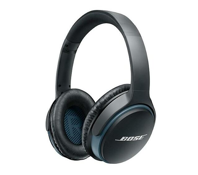 Bose SoundLink Around-Ear II Bluetooth Headphones Black