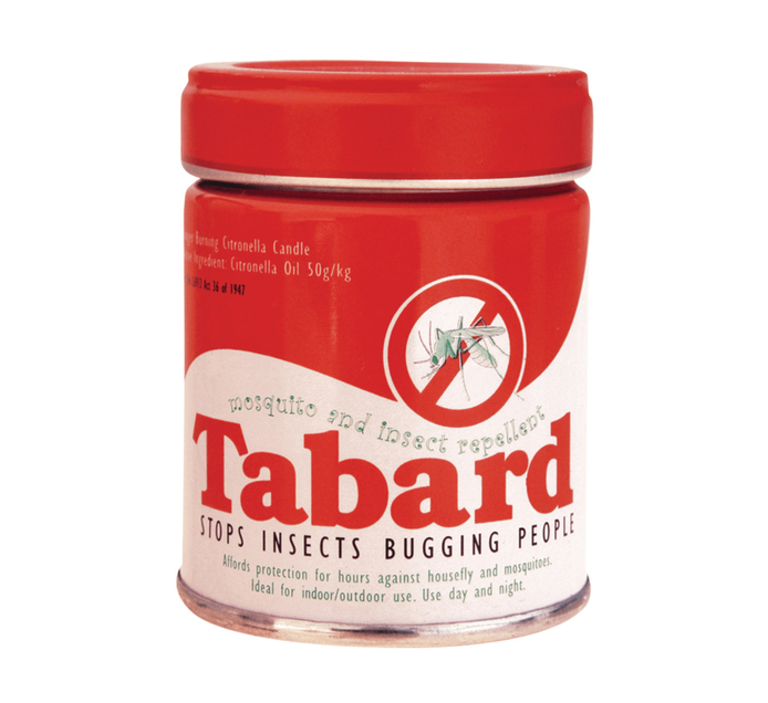 TABARD Citronella Candle (1  x 120g)