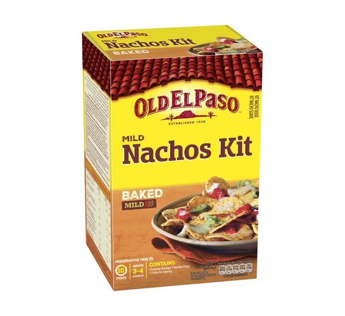 Old El Paso Meal Kit Nacho (1 x 505g)