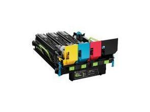 Lexmark - yellow, cyan, magenta - printer imaging kit - LCCP