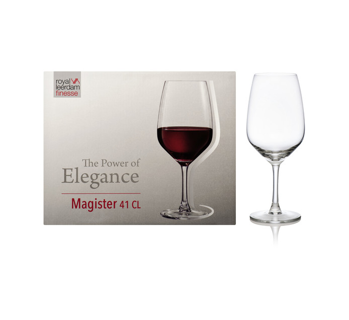 Royal Leerdam 6 Pack Finesse Magister White Wine