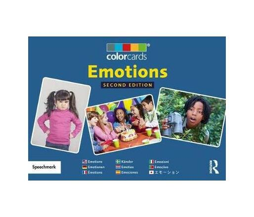 Emotions: Colorcards : 2nd Edition