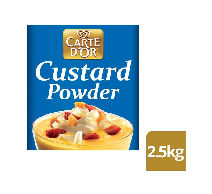Carte D'or Custard Powder (1 x 2.5kg)
