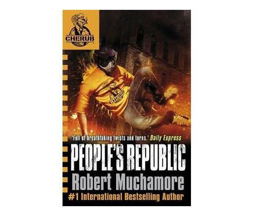 CHERUB: People's Republic : Book 13