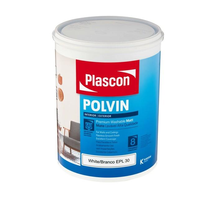 Plascon 5 l Polvin Super Acrylic