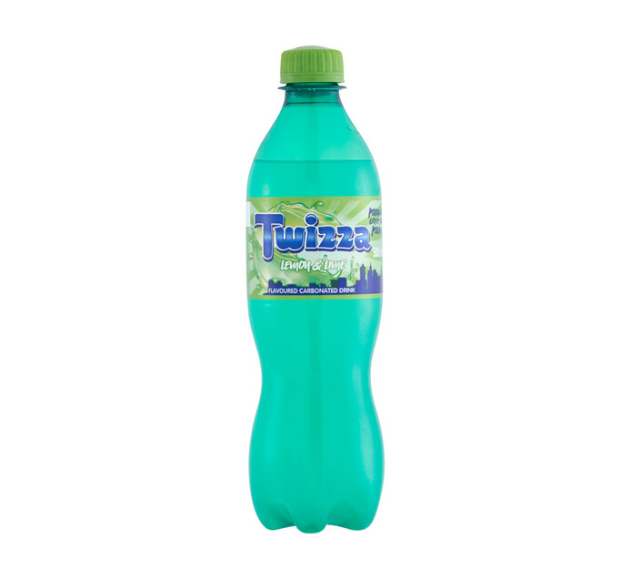 Twizza Soft Drink Lemon & Lime (6 x 500ml)