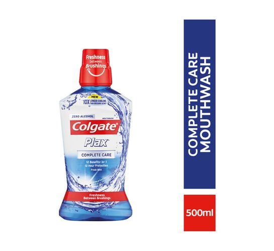 Colgate Mouth Wash Complete Care (1 x 500ML)
