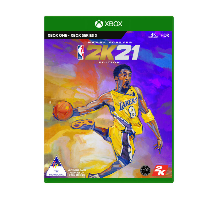 Xbox One Nba 2K21 Mamba Forever Edition