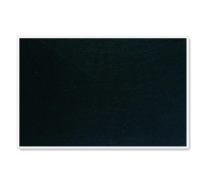 PARROT PRODUCTS Info Board (Plastic Frame, 600*450mm, Black)