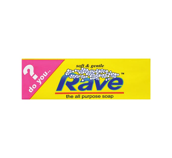 Rave Laundry Bar (48  x 500g)