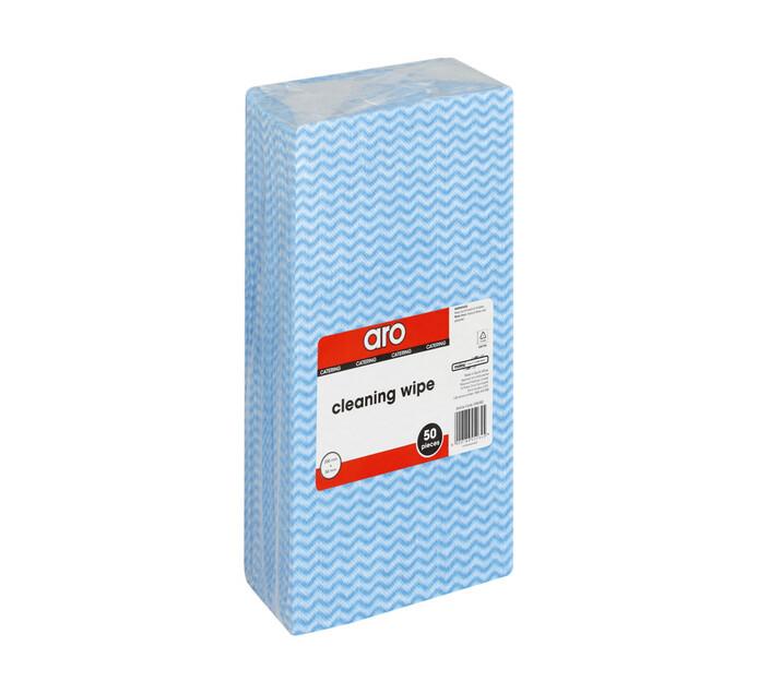 ARO Wipes Blue Window (1 x 50's)