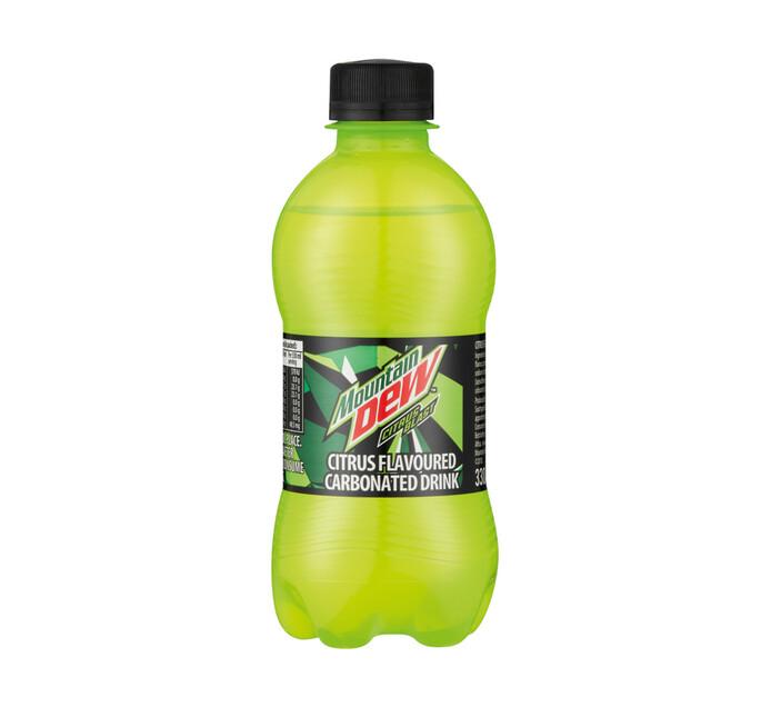 Mountain Dew Mountain Dew Bottle Citrus (12 x 330ml)