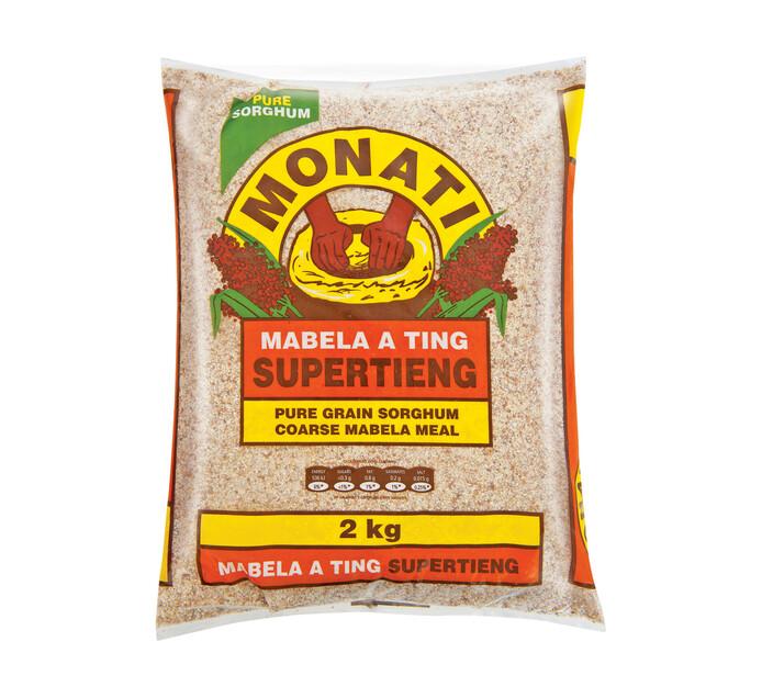 Monati Sorghum Supertieng (1 x 2kg)