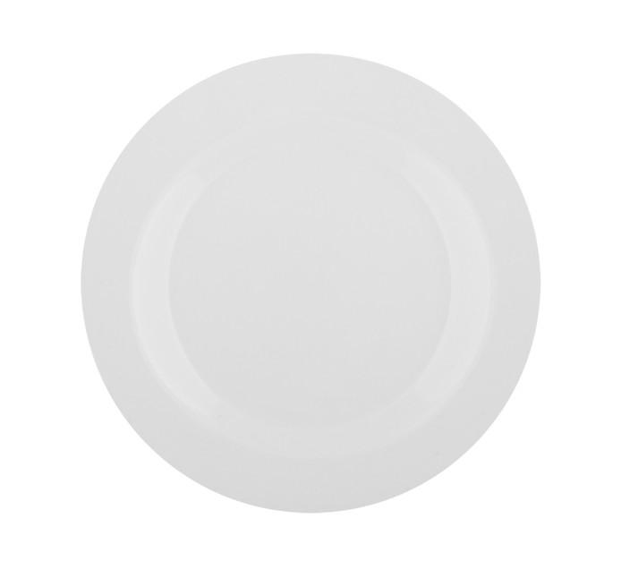 Basic White BASIC WHITE Dinner Plate