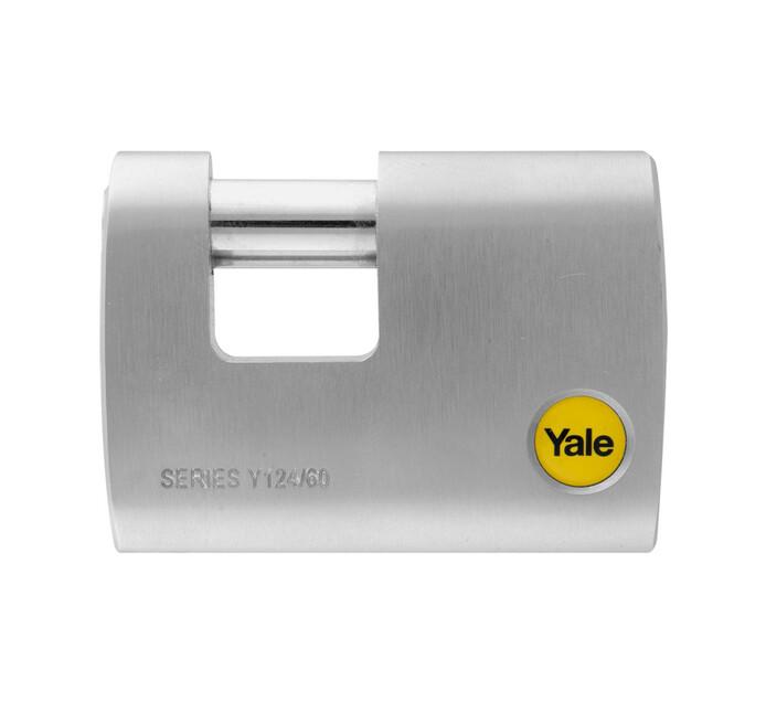 YALE 60mm Insurance Padlock