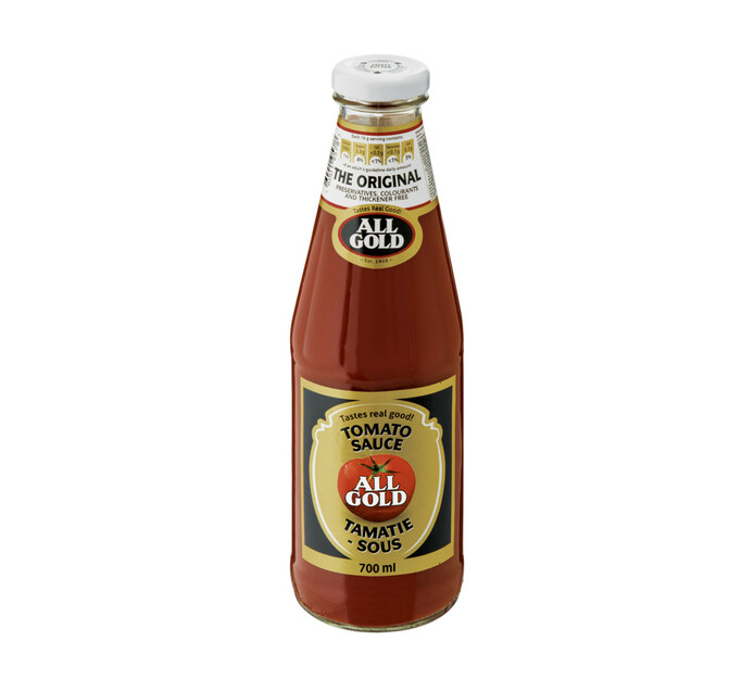 All Gold Tomato Sauce (1  x 700ml)