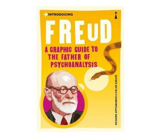 Introducing Freud : A Graphic Guide