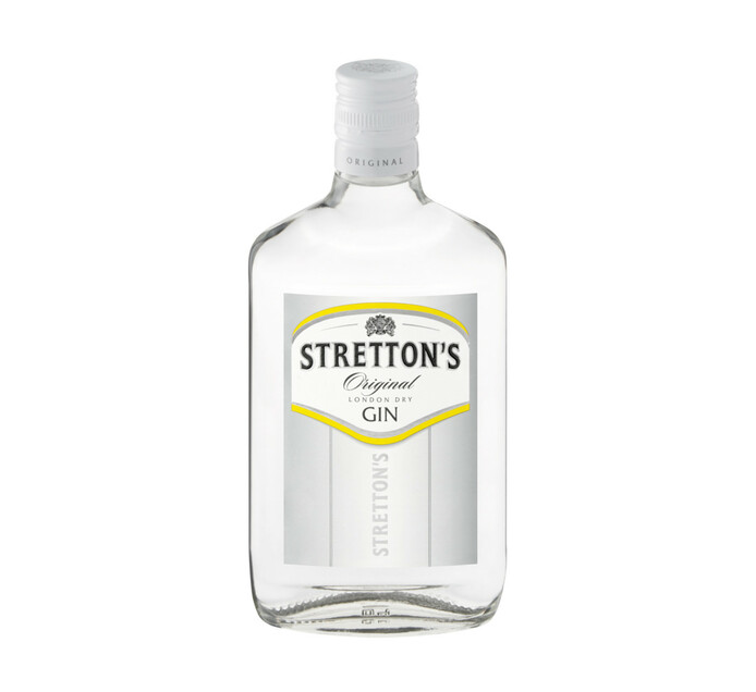 Stretton's London Dry Gin (12 x 375ML)