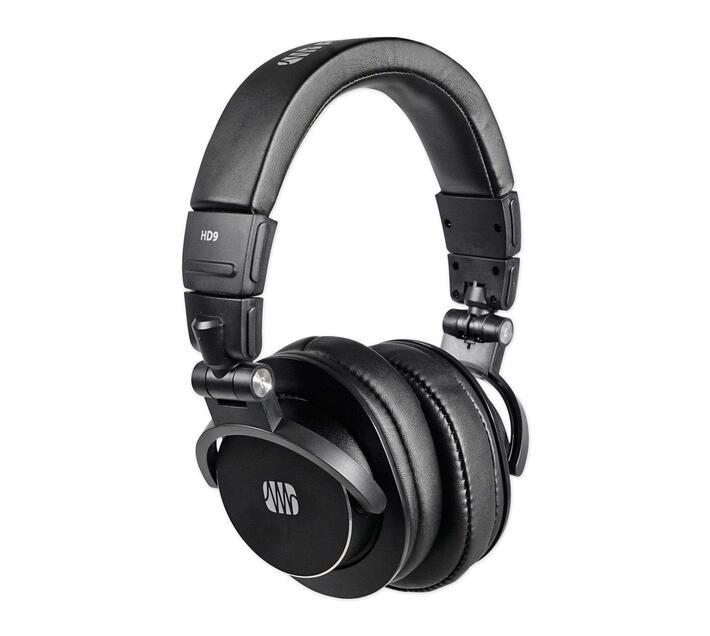 PreSonus HD9 Professional Over-Ear Monitoring Headphones (Closed Back)