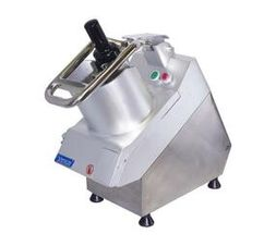 CHROMECATER Commercial Vegetable Cutter 5 Blades Incl.