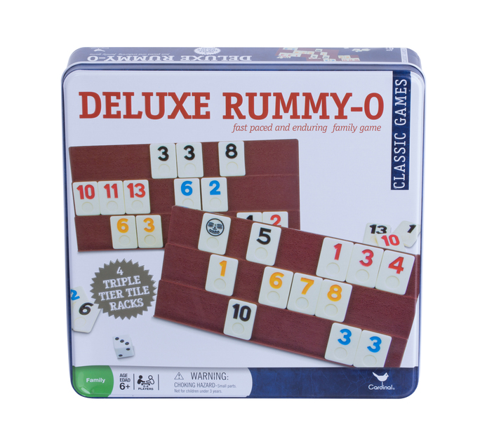 Rummy Gaming in Tin
