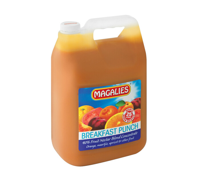 Magalies Concentrates Breakfast Punch (1 x 5L)