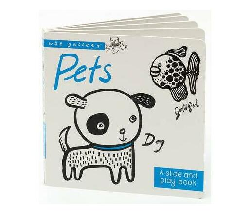 Pets : A Slide & Play Book
