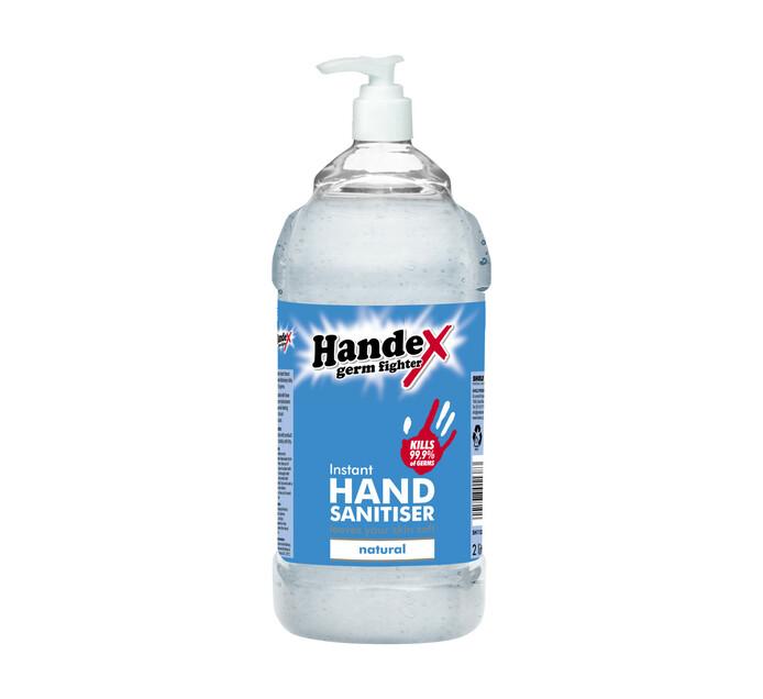 Handex Pump Natural (1 x 2l)